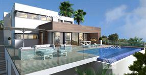 Maison neuves a vendre à Cumbre Del Sol