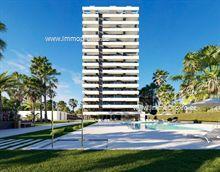 5 Nieuwbouw Appartementen te koop in Calpe