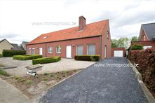 Huis te huur in Hooglede
