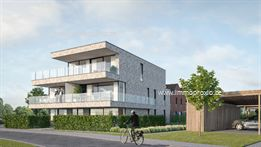 5 Nieuwbouw Appartementen te koop in Maaseik