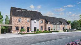 4 Maisons neuves a vendre à Destelbergen