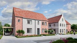 9 Nieuwbouw Huizen te koop in Landegem
