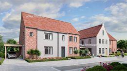 9 Maisons neuves a vendre à Landegem