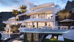 4 Maisons neuves a vendre à Altea