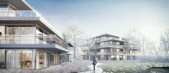 Nieuwbouw Appartement te koop in Roeselare