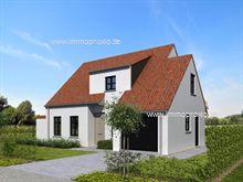 Maison neuves a vendre à Oudenaarde