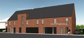 3 Nieuwbouw Huizen te koop in Ledegem