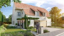 Nieuwbouw Huis te koop in Kaprijke