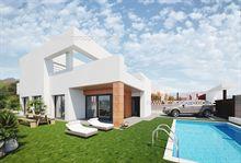 4 Maisons neuves a vendre à Finestrat