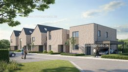 4 Nieuwbouw Huizen te koop in Overpelt