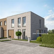 3 Maisons neuves a vendre à Kontich