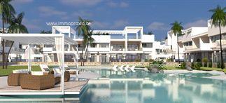3 Nieuwbouw Appartementen te koop in Torrevieja
