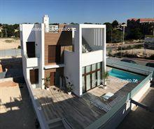 Maison neuves a vendre à Torrevieja