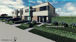 Nieuwbouw Huis te koop in Gistel