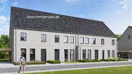21 Maisons neuves a vendre à Zottegem