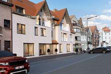 4 Nieuwbouw Appartementen te koop in Knokke-Heist