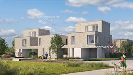 2 Maisons neuves a vendre à Bilzen