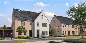 Maison neuves a vendre à Berlare