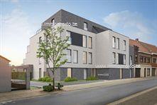 4 Appartements neufs a vendre à Otegem