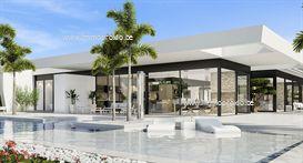 Maison neuves a vendre à Campoamor