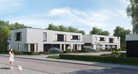 Maison neuves a vendre à Wieze