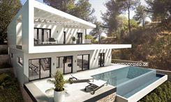Maison neuves a vendre à Altea Hills