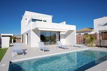 3 Maisons neuves a vendre à Los Montesinos