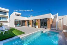 Maison neuves a vendre à Alicante