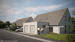 8 Maisons neuves a vendre à Wijtschate