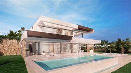 Maison neuves a vendre à Elviria