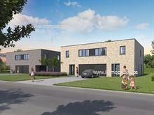 11 Maisons neuves a vendre à Tielt
