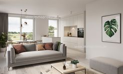 7 Appartements neufs a vendre à Saint-Nicolas