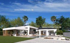 3 Maisons neuves a vendre à Nueva Andalucia