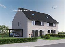 Maison neuves a vendre à Ninove