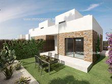 Maison neuves a vendre à Villamartin