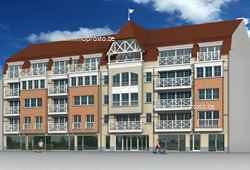 Nieuwbouwproject gelegen aan de jachthaven te Blankenberge.  Nog1 duplex-appartement met3 slaapkamers en met een prachtig zicht op de jac...
