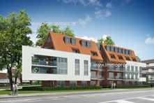 App 1 slaapkamer met slaaphoek te koop Nieuwpoort