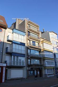 Appartement te koop in Koksijde