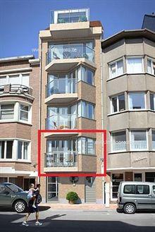 Appartement te koop in De Panne, Golfstraat 6 0101