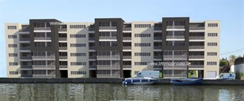 Nieuwbouw Appartement te koop in Izegem, Zuidkaai 8