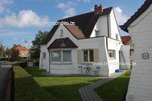 Huis te huur in Koksijde
