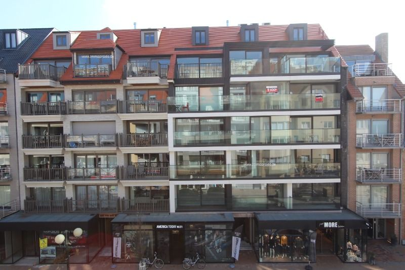 2  Appartementen te koop in Nieuwpoort