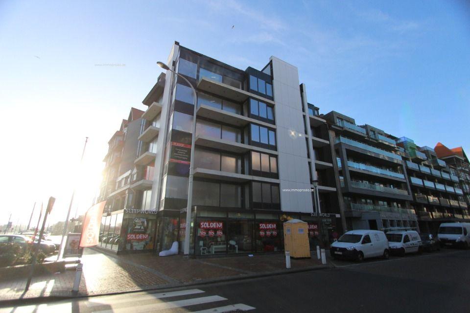 5 Nieuwbouw Appartementen te koop in Nieuwpoort