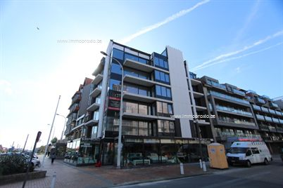 2 Nieuwbouw Appartementen te koop Nieuwpoort