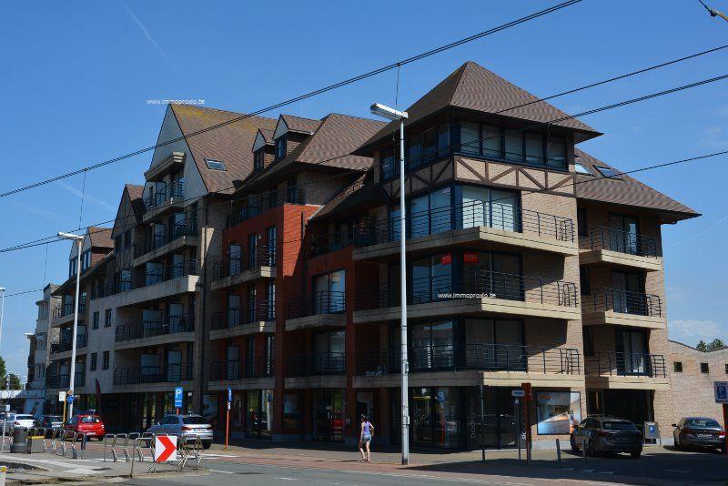 Appartement Te koop Sint-Idesbald