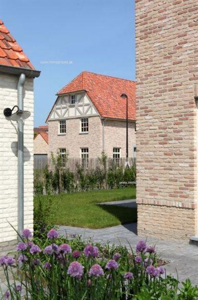 3 Nieuwbouw Huizen te koop Duinbergen