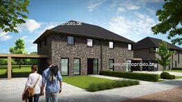 Hooglede Burggesteenweg is een nieuwe Matexi woonbuurt die bestaat uit 6 energiezuinige, ruime woningen in hedendaagse stijl met een prachtig lande...