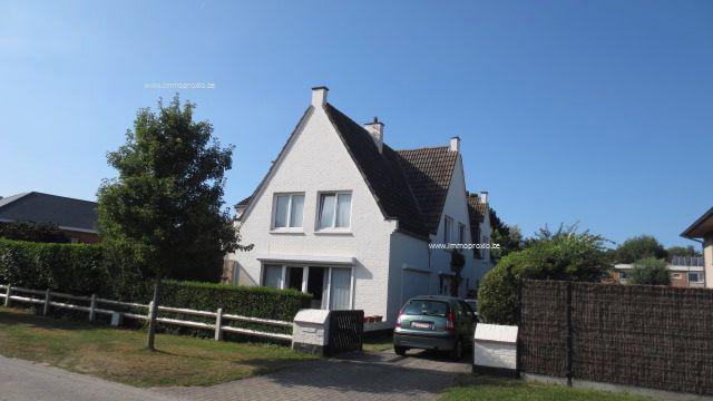 Villa Te huur De Haan