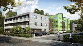 Nieuwbouw Studio te koop in Brugge, Joseph Wautersstraat 1 / 001