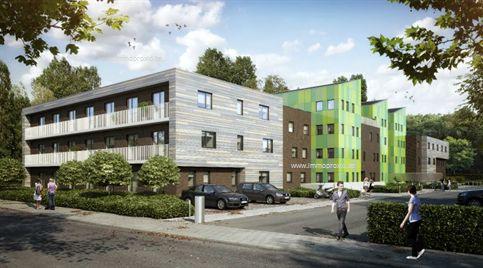 10 Nieuwbouw Appartementen te koop Brugge